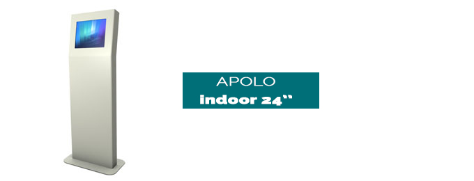 borne tactile Apolo