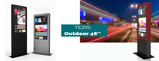 totem outdoor Tezis